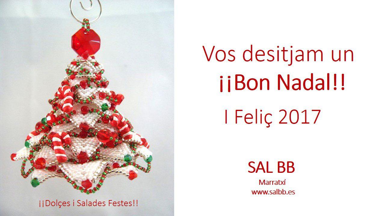 Bon Nadal i Bon Any 2017