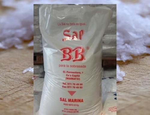 SAL BB (para la sobrasada)
