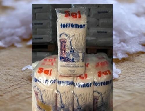 SAL TRITURADA (especial para pescado a la sal)