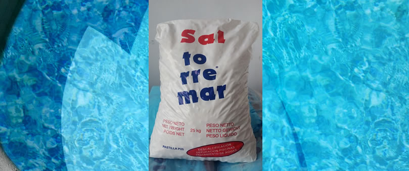 Sal en pastillas (Mineral)